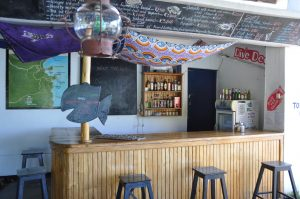 Dive Deck Bar