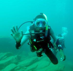 Diver Piri