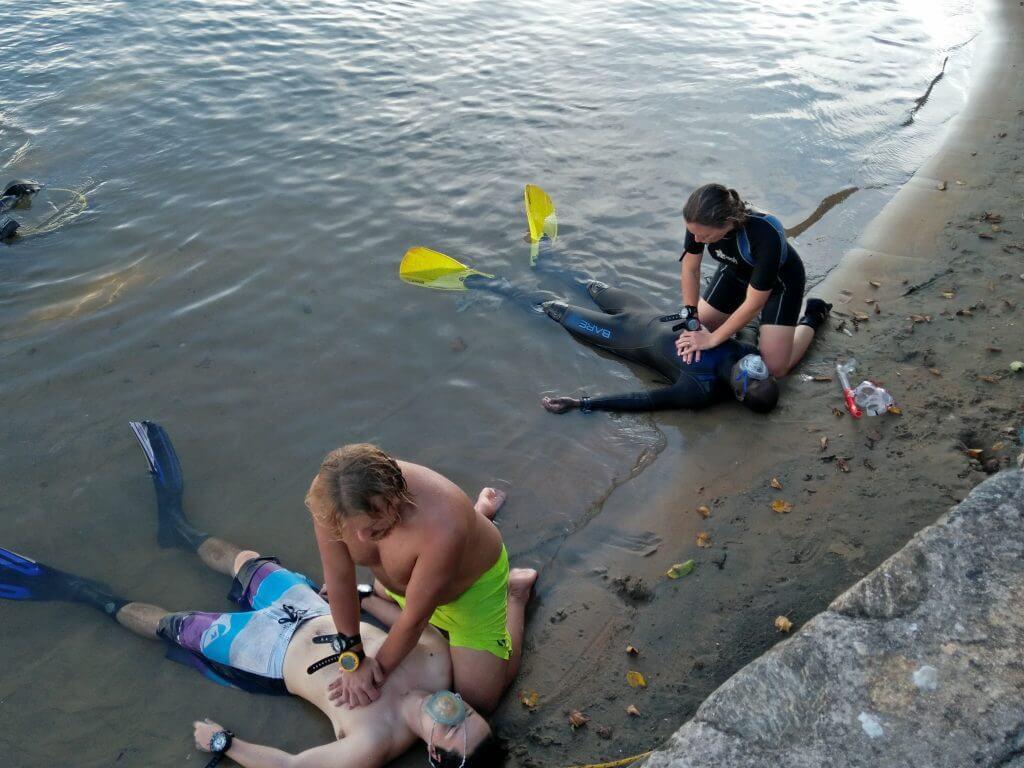 Rescue Diver CPR